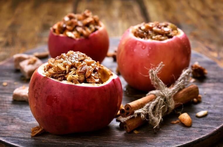 Recomendaciones nutricionales para las novenas
