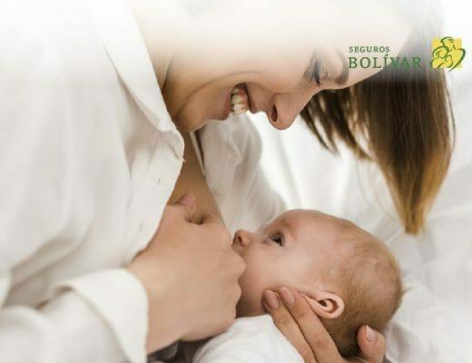 Lactancia materna beneficios y recomendaciones