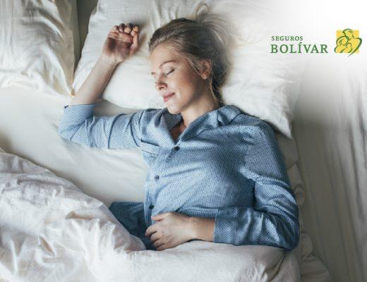 10 Consejos para dormir bien y tener un sueño saludable