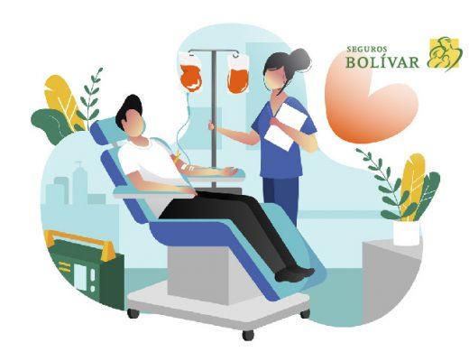 Día Mundial del Donante de Sangre: dónde puede donar