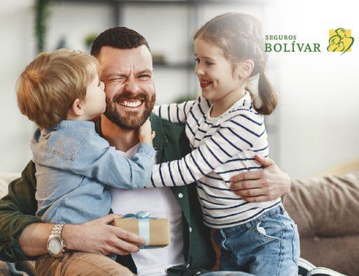 Papá-celebrando-con-sus-hijos