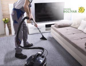 ¡Tips para limpiar las alfombras y tapetes de su hogar!
