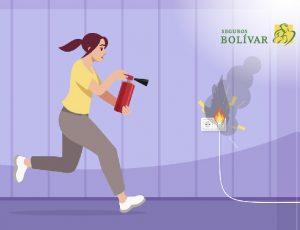 Prevenga los riesgos eléctricos en su hogar
