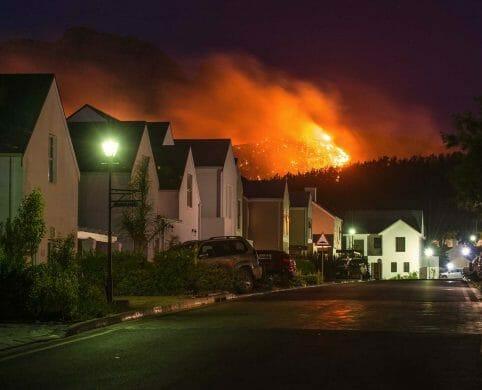 Seguro de incendio y terremoto para clientes Davivienda