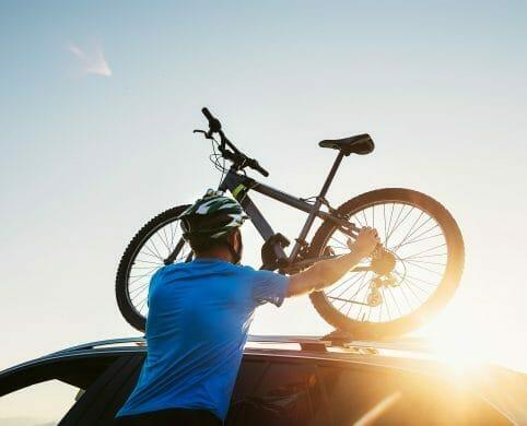 Seguro de protección de bicicletas para clientes Davivienda